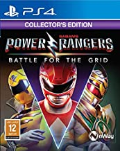 POWER RANGERS: BATTLE FOR THE GRID PEGI (PS4)