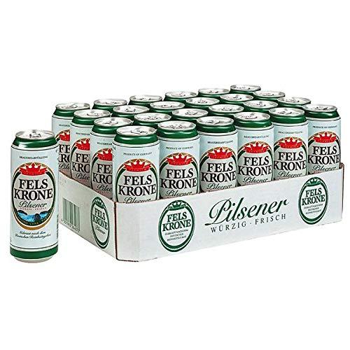 Felskrone Pils, 24er Pack, 24 x 500 ml EINWEG