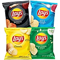 40-Pack Lay's Potato Chip Variety Pack