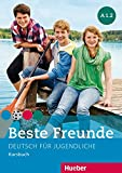 Beste Freunde A1. Paket Kursbuch A1/1 und A1/2: Deutsch für Jugendliche. Deutsch als Fremdsprache