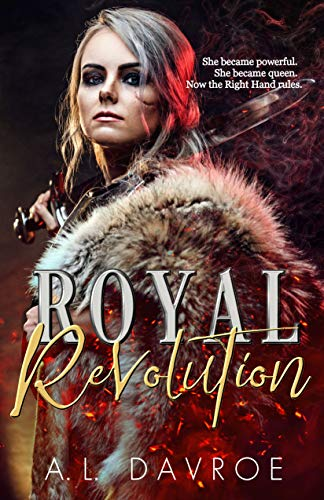 Royal Revolution (Tales of Turin) by [A.L. Davroe]