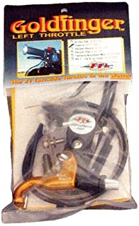 GOLDFINGER LEFT HAND THROTTLE KIT SKI DOO, Manufacturer: Full Throttle, Manufacturer Part Number: 007-1023-AD, Stock Photo - Actual parts may vary.