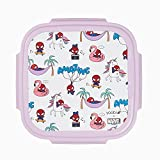 Best Lunch Boxes For Kids - Yoobi x Marvel Spider-Man Bento Box + Ice Review