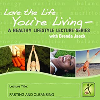 Fasting and Cleansing audiobook cover art