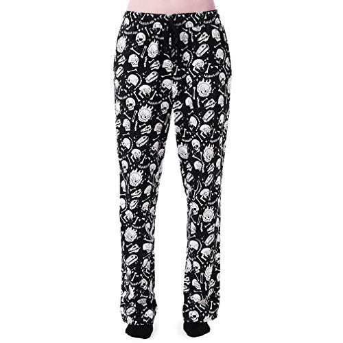 Killstar Snooze Spirit - Pantalones de pijama Negro XS
