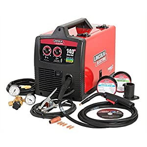 Lincoln Electric Weld Pak 140 HD Wire-Feed Welder K2514-1 from Lincoln Electric