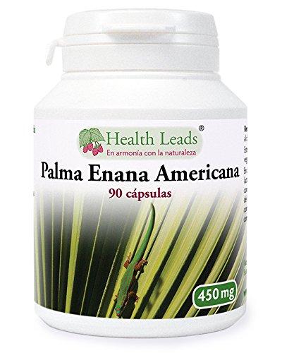 Palma enana americana 450 mg x 90 cápsulas