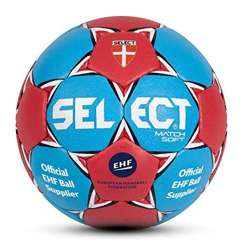 Select Match Soft, 3, blau rot, 1622858232
