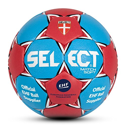 SELECT Handball Match Soft - Balón Balonmano Suave