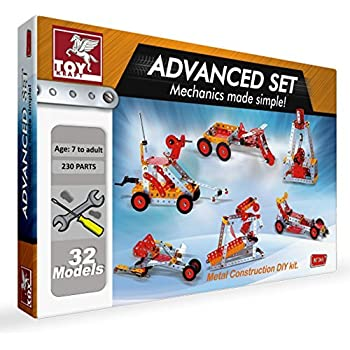Toykraft: Advanced - Multi Model Mechanics STEM Construction Toy for 8 Year olds & Above