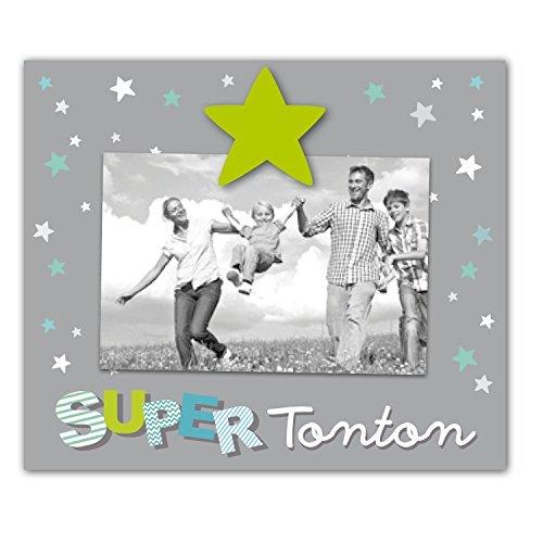 TITOUTAM - Cadre photo bébéà poser super tonton