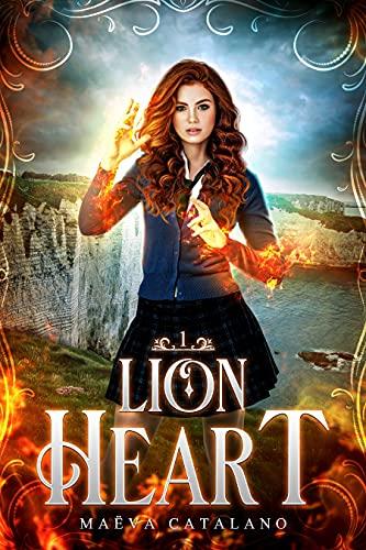 Lionheart par [Maëva Catalano, Eunkyung Art]