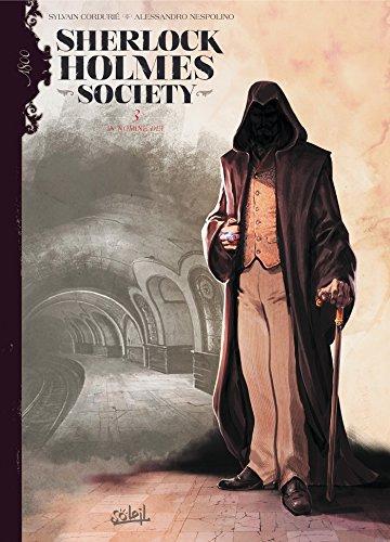 Sherlock Holmes Society T03: In nomine dei