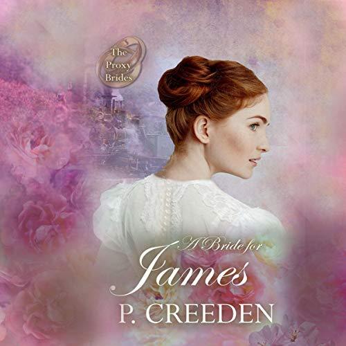 A Bride for James audiobook cover art