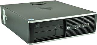 Ordenador sobremesa HP 8300 SFF Intel Core i3-3220 8 GB Ram, Disco 500 GB, Windows 10 Pro (Reacondicionado)