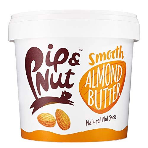 Pip & Nut Smooth Almond Butter, 1Kg