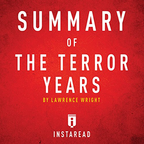 Summary of The Terror Years by Lawrence Wright audiobook cover art