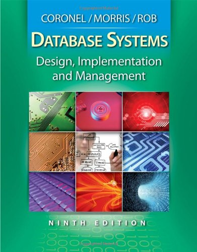 Database Systems: Design, Implementation, and Management...