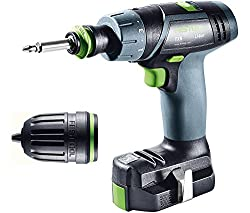 Festool 564513 TXS LI2.6 Review