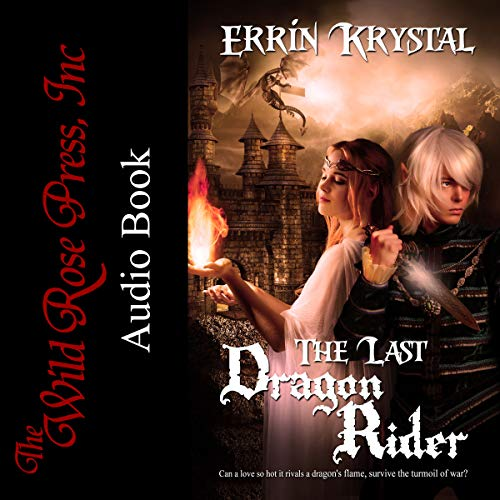The Last Dragon Rider audiobook cover art