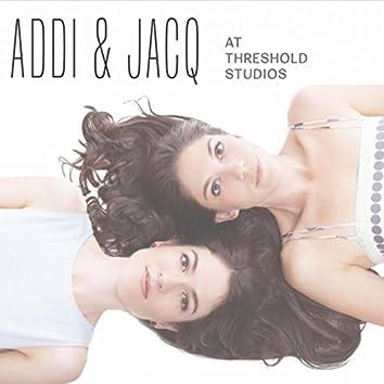 Addi & Jacq at Threshold Studios