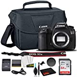 Canon EOS 5DS DSLR Camera (Body Only) (0581C002) + Canon EOS Bag + Sandisk Ultra 64GB Card + Cleaning Set and More (International Model)