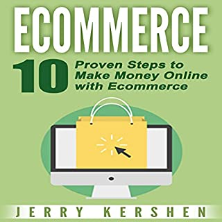 Ecommerce audiobook cover art