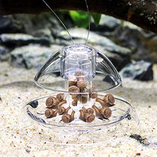 Fliyeong Schneckenfalle Plastikfalle Hands On Catcher Mit Angelschnur Für Aquarium Langlebig und Nützlich
