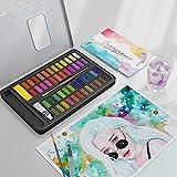 Zoom IMG-1 baozun set colori ad acquerello