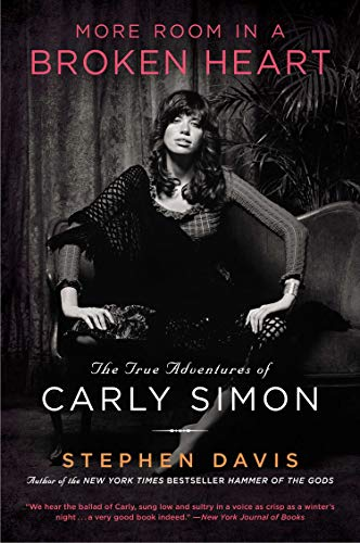 Image of More Room in a Broken Heart: The True Adventures of Carly Simon
