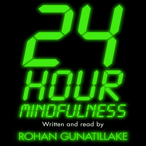 24 Hour Mindfulness audiobook cover art