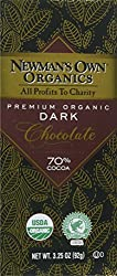 Newman's Own Organics 70% Chocolate Bar