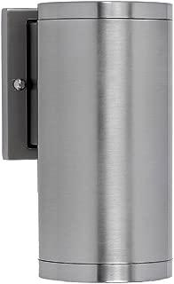 Upward or Downward Outdoor Modern Cylindrical LED Wall Light | 8