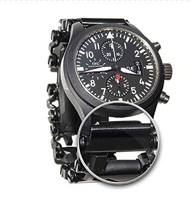 ChronoLinks Leatherman Tread Watch Adapter - Black DLC from Ansix Designs