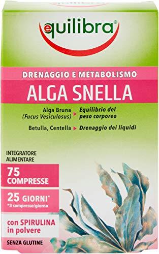 Equilibra Integrantore Alimentare Alga Snella, 75 Compresse