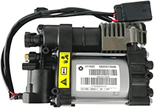 Made in Germany Air Suspension Compressor Pump for Jeep Grand Cherokee WK2 2011-2016 OEM Number 68041137AC 68041137AD 68041137AE 68041137AF 68041137AG 68204730AB 68204730AC 68204730AD 68204730AE