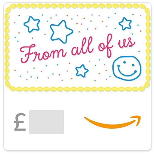 From All of Us (Cake) - Amazon.co.uk eGift Vouch