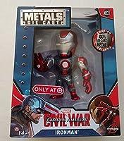 captain america civil war iron man metals die-cast m221 exclusive