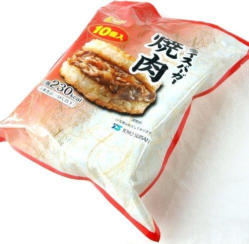 マルちゃん 東洋水産 冷凍ライスバーガー 焼肉 130g 10個入り×48セット 要冷凍
