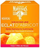 Le Petit Marseillais - Jalea hidratante sublimadora e iluminadora «Soin Bonne Mine» al albaricoque - Envase de 50 ml