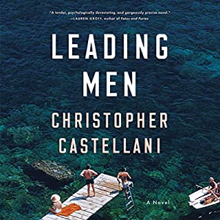 Leading Men audiobook cover art