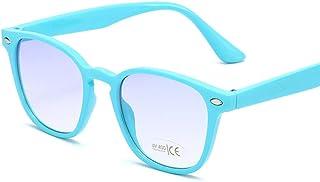 Gosunfly - Gafas de sol europeas y americanas Gafas de sol para niños de moda estilo Mi nail Gafas para niños