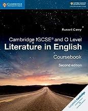 Cambridge IGCSE® and O Level Literature in English Coursebook