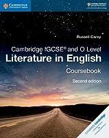 Cambridge IGCSE® and O Level Literature in English Coursebook (Cambridge International IGCSE)