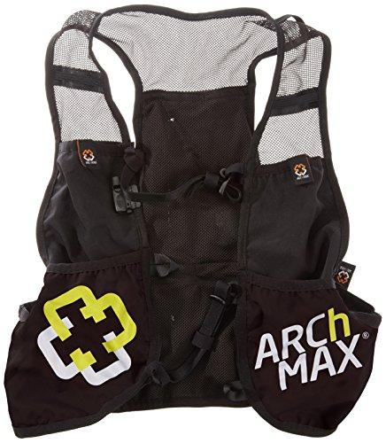 ARCh MAX Ungravity Chaleco de hidratación, Unisex, Negro, M/L