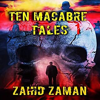 10 Macabre Tales, Volume 1 cover art