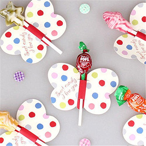 Bug Lollipop For Your Next Party