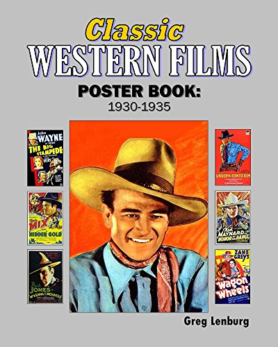 Classic Western Films Poster Book 1930-1935 (English Edition)