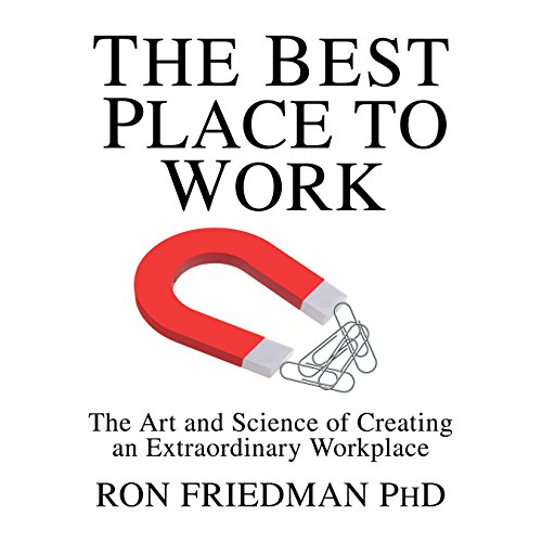 The Best Place to Work audiobook cover art
