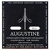 Augustine 650401 Jeu de Cordes Guitare Classique